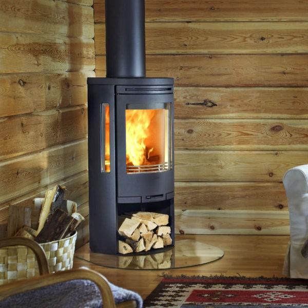 дровяная печь длительного горения