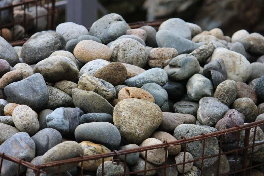 речные камни