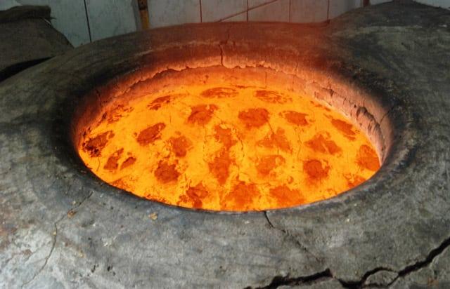 печь для обжига глины своими руками