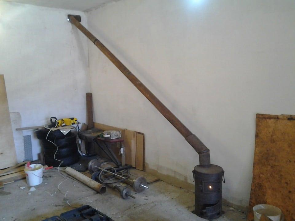 Правильная установка дымохода буржуйки дымоход буржуйки в деревянном доме