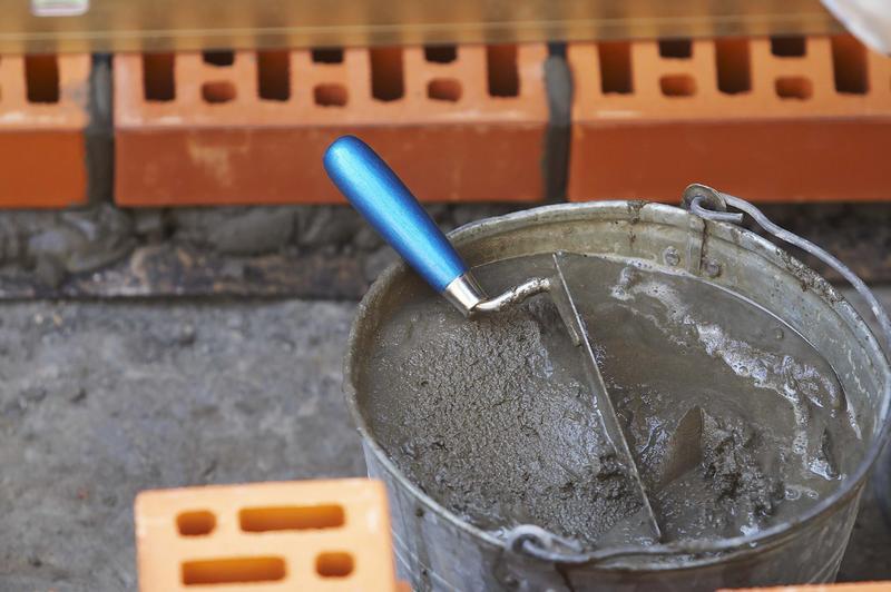 раствор для кладки печи цементный