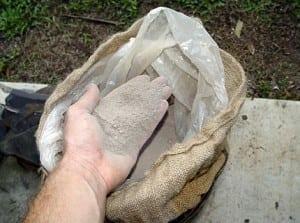 глина шамотная