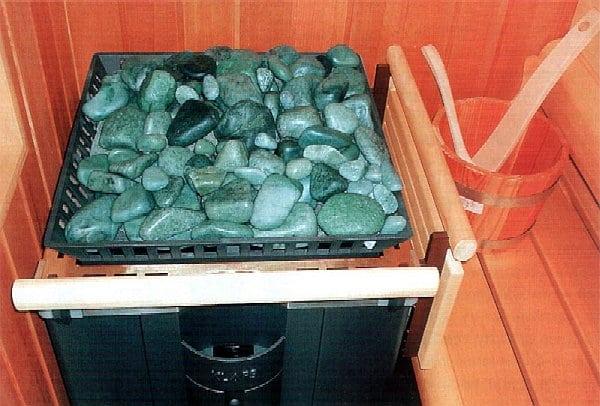 Камни для бани - как выбрать