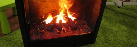 Живой огонь