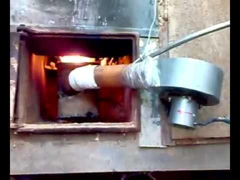 Газовые форсунки для печей с автоматикой