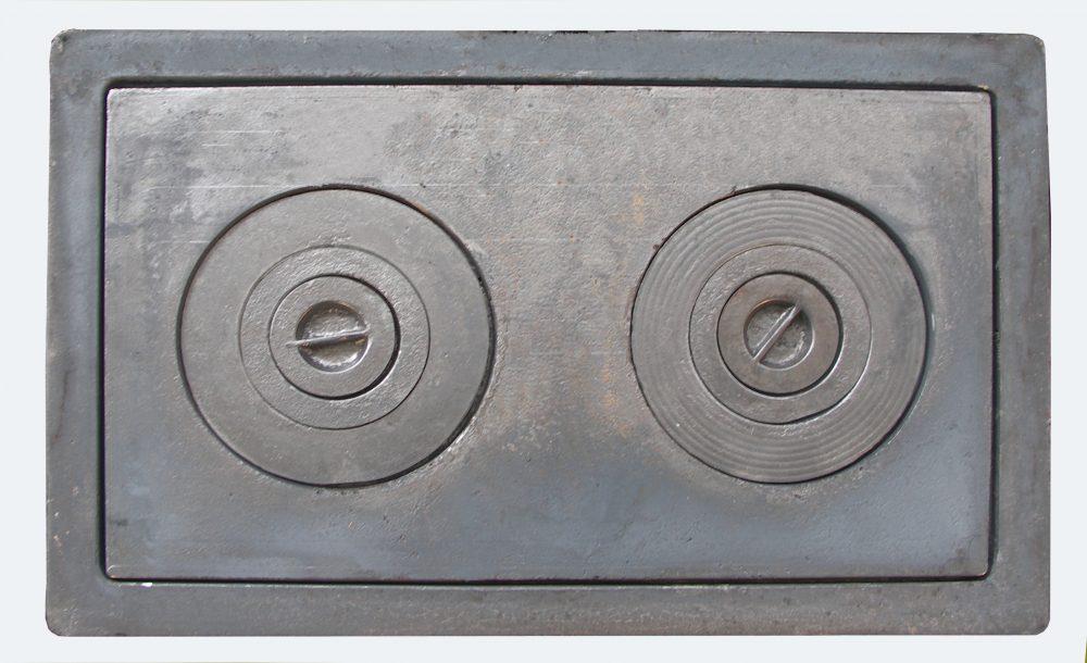 Чугунная варочная плита