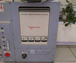 Электростатическая коптильня