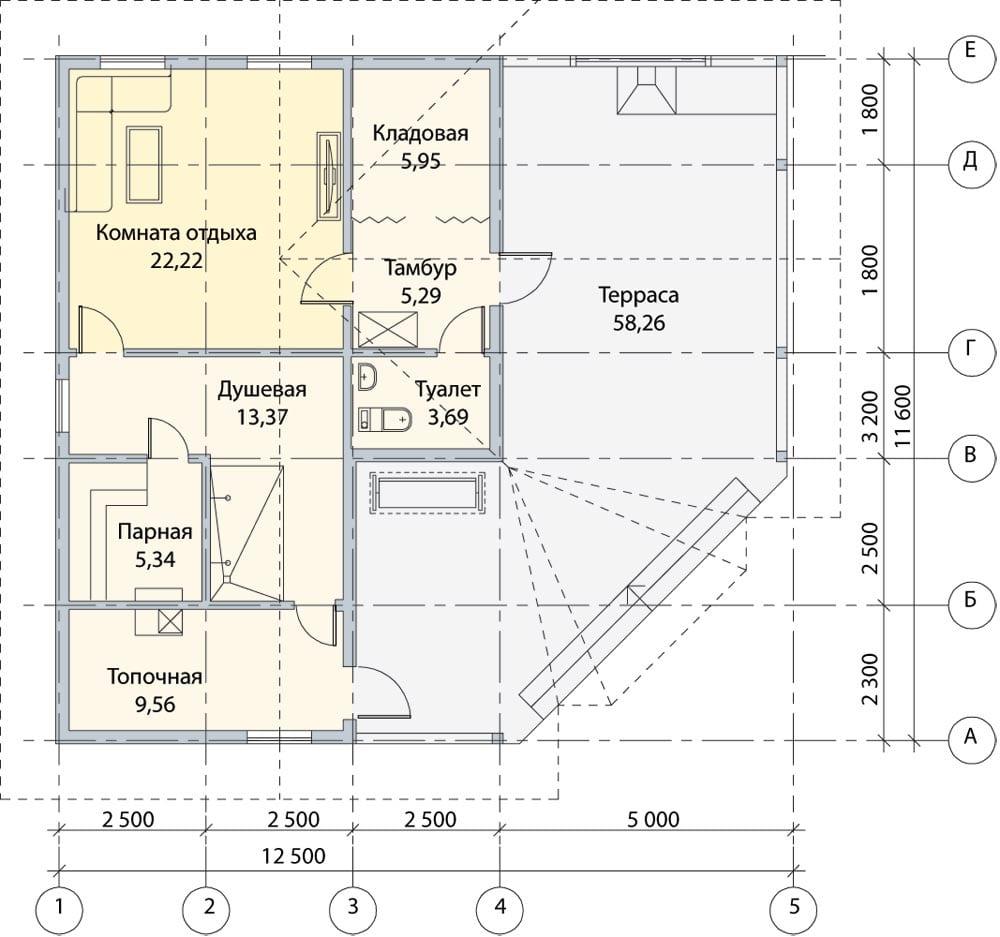 Требования к топочной в частном доме: размещение и обустройство