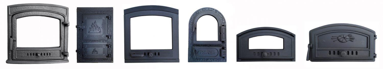 Вариации чугунных дверок