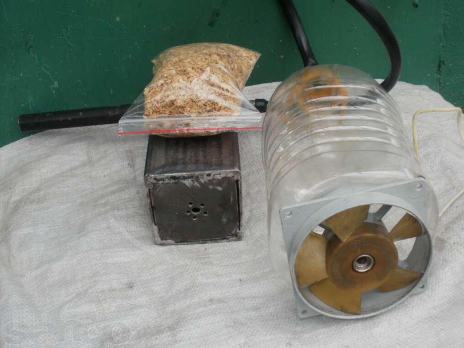 компрессор для дымогенератора