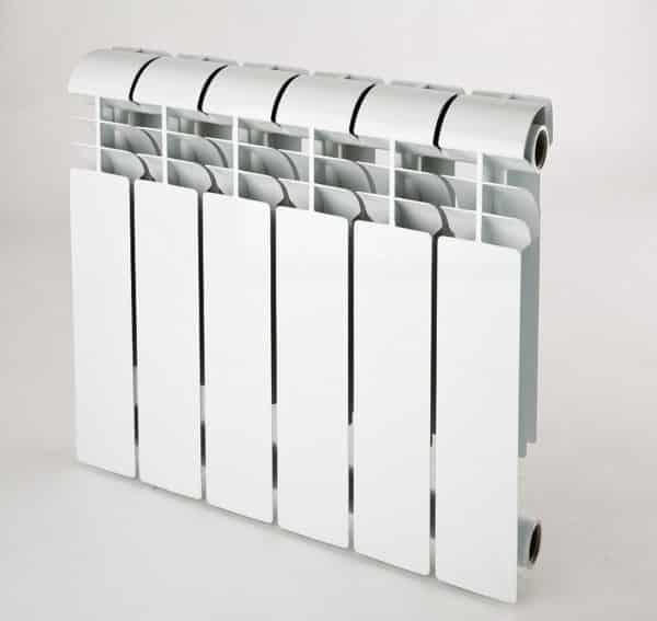 секционные стальные радиаторы
