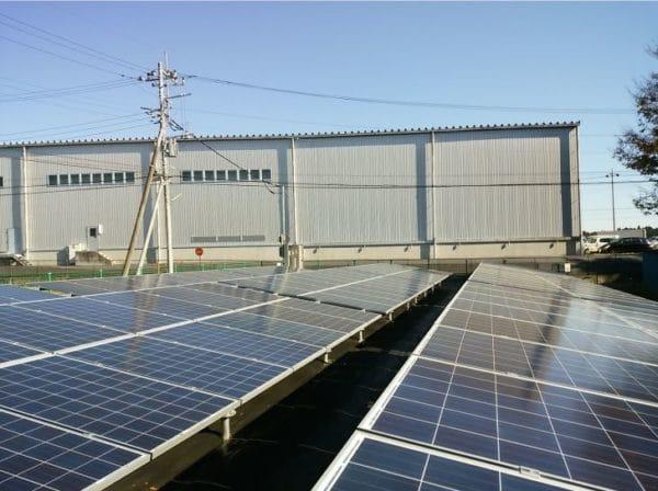 заземлить солнечную батарею