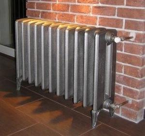 Чешские чугунные радиаторы