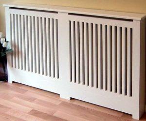Декоративные экраны для радиаторов отопления своими руками
