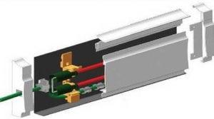 Электрическая отопительная система «теплый плинтус»