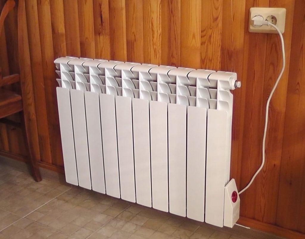 Электрорадиатор