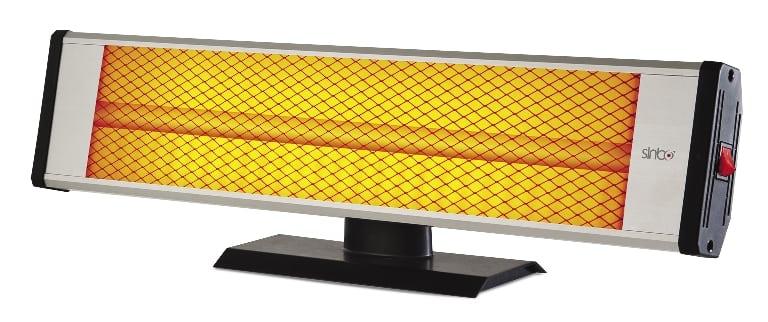 Инфракрасный обогреватель для теплицы