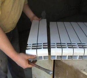 Как и чем запаять или заклеить алюминиевый радиатор