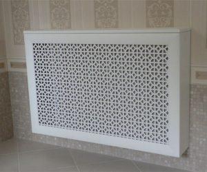 Как сделать и декорировать сетку на решетку радиатора