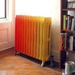 Какой краской лучше покрасить батареи отопления