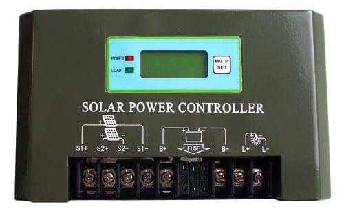 Контроллёр солнечной панели