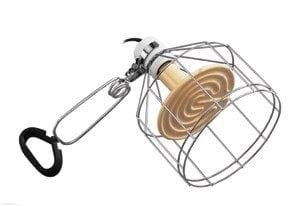 Ламповый инфракрасный обогреватель