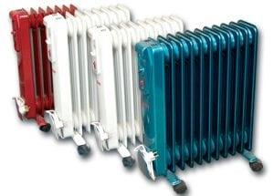 Масляные обогреватели радиаторы