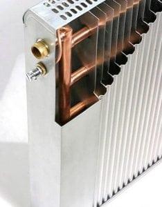Медные радиаторы отопления биметаллические