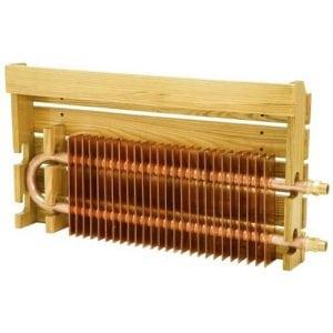 Медные радиаторы отопления пластинчатые