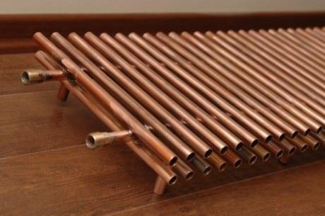Медные радиаторы отопления: особенности, принцип работы, установка