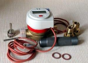 Монтаж счетчиков отопления для батарей