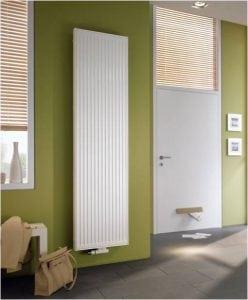 Панельные вертикальные радиаторы отопления для квартиры