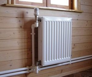Подключение радиаторов отопления