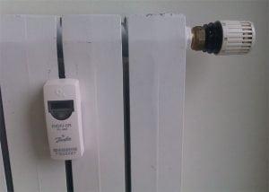 Принцип работы счетчиков тепла на батарею