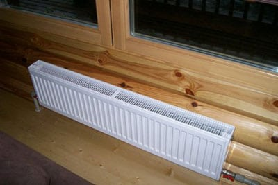 Радиаторы отопления низкие биметаллические