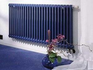 Расчет мощности радиатора отопления