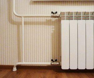 Расчёт радиаторов отопления