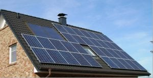 Размещение солнечных панелей