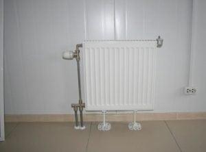 Тэн для радиаторов отопления с терморегулятором