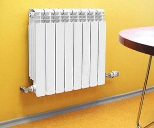 Технические характеристики алюминиевых радиаторов отопления