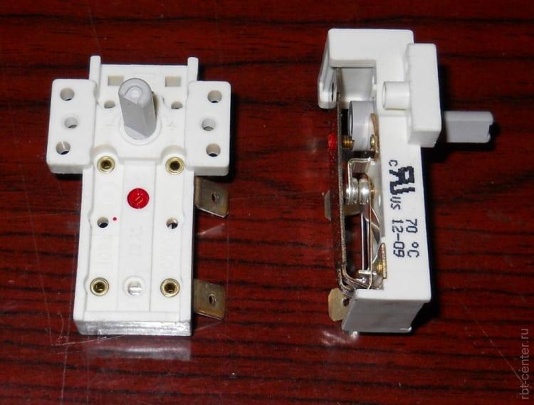 Термостат маслянного радиатора