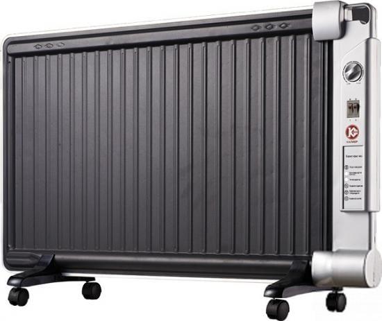 Электрические настенные батареи отопления для дачи и дома