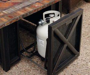 Топливо для газового камина