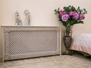 Виды решеток для радиаторов отопления