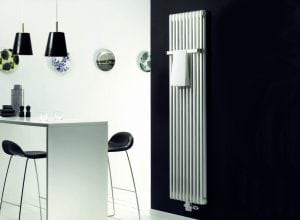 Выбор вертикальных радиаторов отопления для квартиры