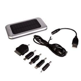 Зарядка на солнечных батареях выбор