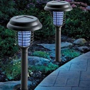фонари для дачи на солнечных батареях