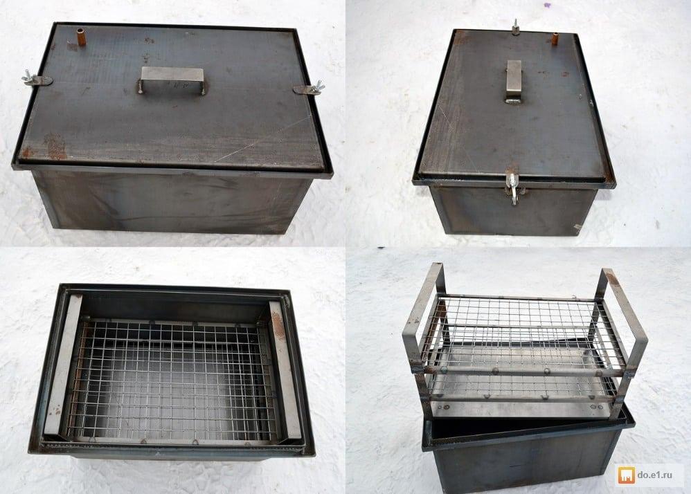Дымогенератор для холодного копчения: сборка