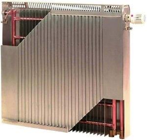 Медноалюминиевый радиатор