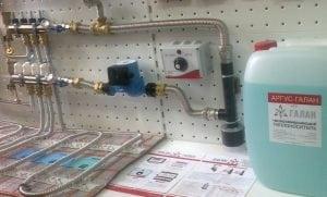 Схема подключения электродного котла к системе отопления
